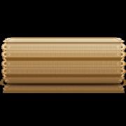 کولر گازی بوش با رادیاتور طلایی و گلد