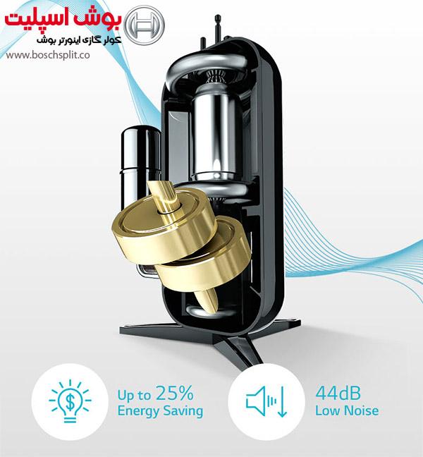 کولر گازی بوش اینورتر 2019