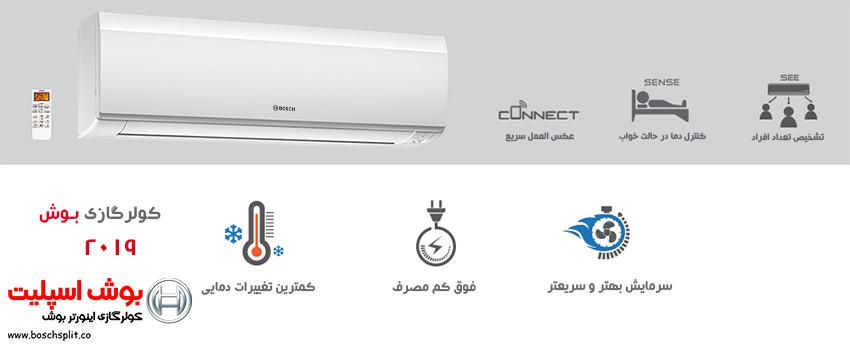 5 مزیت استفاده از کولر گازی اسپلیت سرد و گرم