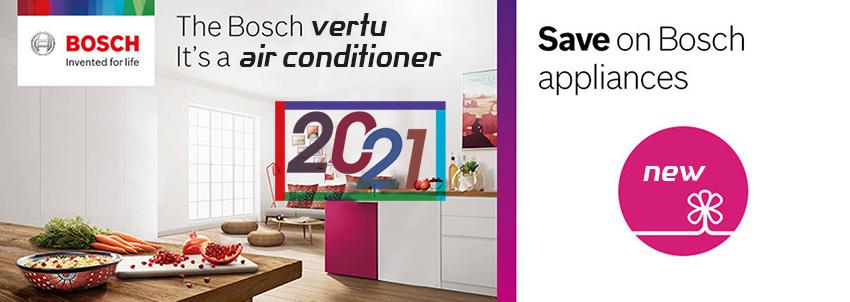 Bosch 2021 - کولر گازی بوش 2021 مدل ورتوو